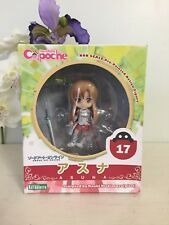 "Kotobukiya Cu-Poche Sword Art Online ""Asuna"" Action Figure. New Inbox"