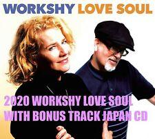 2020 WORKSHY LOVE SOUL WITH BONUS TRACK JAPAN CD