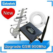 2017 Lintratek Mobile Cell Phone Signal Booster 2G Upgrade GSM 900MHz Repeater