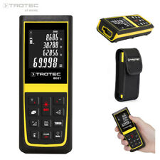 TROTEC BD21 Laser Entfernungsmesser, Entfernungsmessgerät, Distanzmesser - 70 m