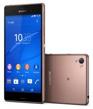 Sony Xperia Z3 D6603 16 Go Doré GSM Désimlocké Android 20.7 MP Smartphone