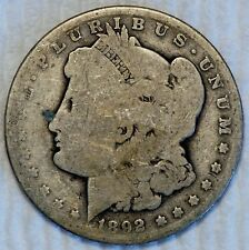 1892 O Morgan Silver Dollar US Coin A1570