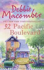 92 Pacific Boulevard (A Cedar Cove Story) by Debbie Macomber | Paperback Book |