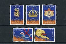 Curacao 2014 MNH Kingdom of Netherlands 200 Years 5v Set Royalty Je Maintiendrai