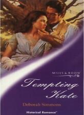 Tempting Kate (Mills & Boon Historical),Deborah Simmons