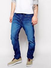 G-Star Raw Type C 3D Loose Tapered Jeans  medium aged W34 L34 *REF22-17