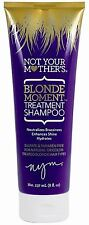 Not Your Mother's Blonde Moment Treatment Shampoo 8 oz