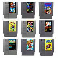 NES Spiel 3 in 1 Dr Mario X Mario & Yoshi Super Mario Bros. 1 2 3