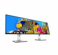 DELL IPS Monitor UltraSharp U2414H 1920x1080 FullHD TFT Display Pivot 2x HDMI DP