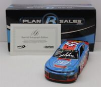 BUBBA WALLACE #43 2018 AUTOGRAPHED PETTYS GARAGE 1/24 SCALE IN STOCK FREE SHIP