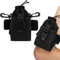 Walkie Talkie Holster Carrying Bag Pouch Case for Baofeng Radio UV5R DM5R UV82