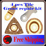 4 Diamond Carbide Grout Oscillating Multi Tool Saw Blade For Chiacgo Ridgid -max