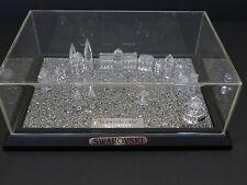 SWAROVSKI Crystal SCS - PICCOLA CITTA' 13 PEZZI CON TECA SMALL CITY MIB 13 PCS