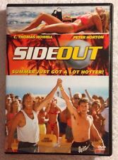 Side Out (Prev. Viewed DVD) C. Thomas Howell Peter Horton VERY RARE!!