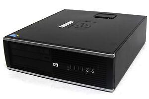HP Compaq Pro 6305 SFF Quad Core A8-5500B 3.2GHz 4G 500GB DVDRW WIN 10 PRO