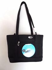 "Women's Avalon by Ascot Tote 19"" x 12"" x 7"" Black"
