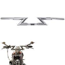 "Motorcycle Handlebar 1"" Z Bar For Honda Rebel 250 Shadow Aero 750 Sabre 1100 VLX"