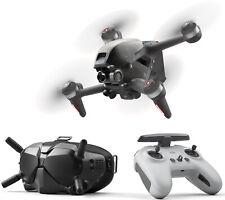DJI FPV Combo Drohne + DJI Goggles 4K Video Quadrocopter Racecopter