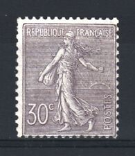 """FRANCE  STAMP TIMBRE YVERT 133 """" SEMEUSE LIGNEE 30c LILAS 1903 """" NEUF xx TB T085"""