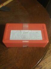 "Mtm Case Gardâ""¢ 45 auto 44 mag Slip-Top Pistol Ammo Storage Box E50-45"