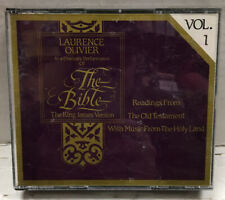 Laurence Olivier The Bible CD Set