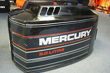 COMPLETE HOOD for MERCURY BLACK MAX 135hp V6 2 LITRE OUTBOARD ENGINE 1993