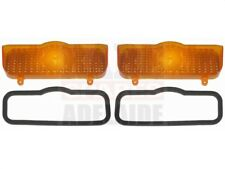 Holden HQ Front Indicator Lenses Amber GMH Approved Rare Spares Adelaide