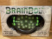 Brainbolt - Brain Teaser Light Up Memory Game by Educational Insight Brand New