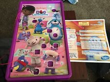 Operation Disney Doc McStuffins Replacement Pieces Game Parts Board Instructions