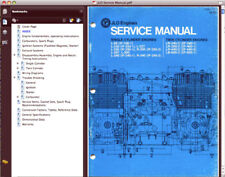 JLO Rockwell Snowmobile Single & Twin Cylinder ENGINE Repair SERVICE MANUAL CD