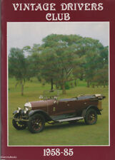 VINTAGE DRIVERS CLUB 1958-85 - Limited Edition - Victoria
