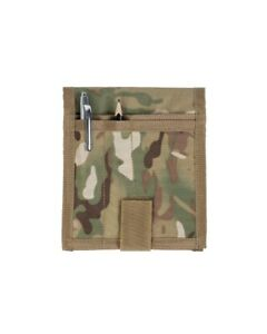 Mil-Tec A6 Army style Notepad Cover notebook Folder Holder MTP Match - Multitarn