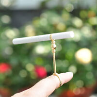 Vintage Metal Ring Cigarette Rack Cigarette Holder For Women's Slim Cigarette