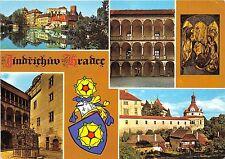 B27649 Jindrichuv Hradec le Chateau Zamek  czech republic