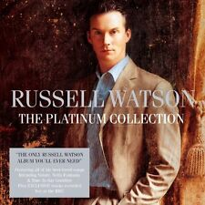 RUSSELL WATSON ( NEW SEALED CD ) PLATINUM COLLECTION GREATEST HITS VERY BEST OF