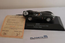 QUARTZO JAGUAR D TYPE #6 WINNER LE MANS 1955 1/43