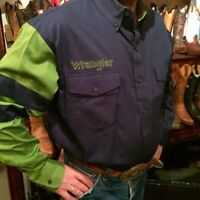 Chemises WRANGLER country western série limited Homme