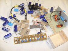 HAM RADIO PART lot Science, Electronic Treasure Nichicon 1500uF 35v Capacitors