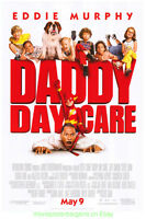 DADDY DAYCARE MOVIE POSTER Original SS 27x40 EDDIE MURPHY
