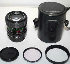 Rare SIGMA Nikon 28-50mm fast f/2.8-3.5 Manual Focus Zoom Lens MINT