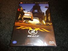 Taxi 2-Taxi driver must use driving skills to save Japanese ambassador-Dvd
