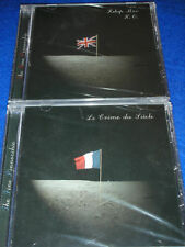 2 CD THE FINE PINNOCCHIO le crime du siècle & RETUP MOC