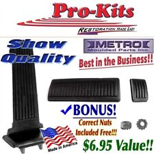 Fits 66 67 68 69 70 Roadrunner Charger GTX Superbee B Body Gas Pedal SUPER Kit.