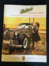 Packards International Magazine Winter 2015 Vol. 52 No. 4