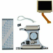 Replacement LCD Display GBASP AGS-101 GBC Flex Cable & Backlight Mod Adaptor Kit
