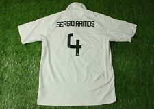 REAL MADRID SERGIO RAMOS 2008//2009 FOOTBALL SHIRT JERSEY HOME ADIDAS ORIGINAL