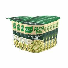 Pasta Snack Brokkoli-Käse-Sauce 8x62g - Knorr (21,37 EUR/kg)