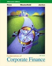 Fundamentals of Corporate Finance by Stephen A. Ross. 0072319372 Hardcover Book.