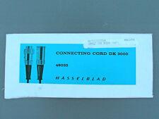 NIB HASSELBLAD 100' CONNECTING CORD 500 EL & 500 EL/M STILL FACTORY SEALED 46035