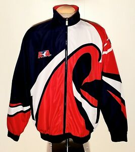 ATA World Martial Arts Taekwondo Full Zip Windbreaker Jacket Men's XL